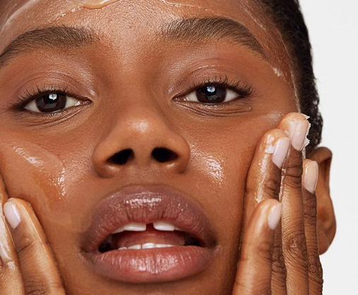 versed skincare cleansers