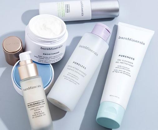 bareminerals skin care