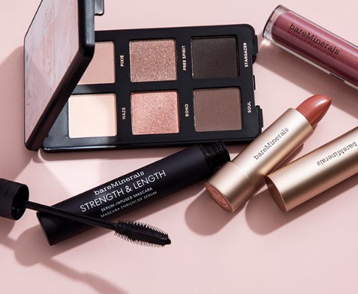 Bareminerals eyes and lips
